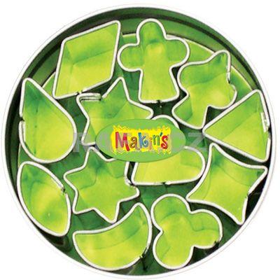 CUTTERS MAKINS - Метални форми за изрязване 11бр.