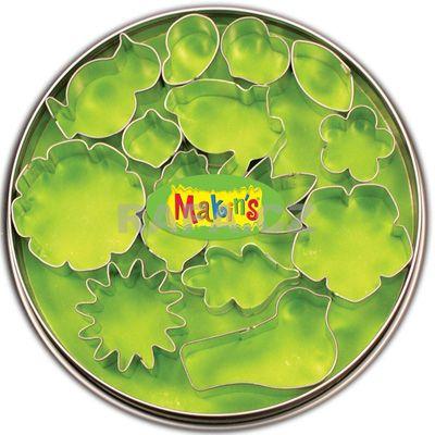 CUTTERS MAKINS - Метални форми за моделиране 14бр.