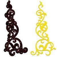 Crafter New Cutting Stencil - Дизайн щанца за рязане 6.5 x 15.4 cm