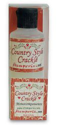CRACKLE Country STYLE - Кракле медиум една фаза  за акрилни бои 80мл
