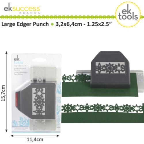EKS USA * PSN LE STARS - Дизайнерски бордюрен пънч двойна ширина