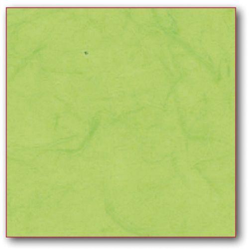 Stamperia VOILA - оризова хартия 70 х 100 см. - Ябълково зелено