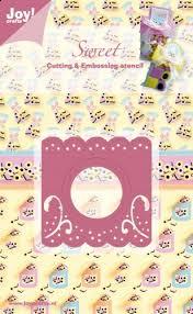 JOY Crafts - Щанци за рязане и ембос - 6002/0300
