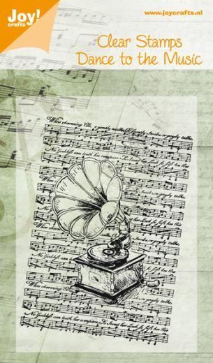 JOY Crafts - Фонов печат 8.5х12см - 0064