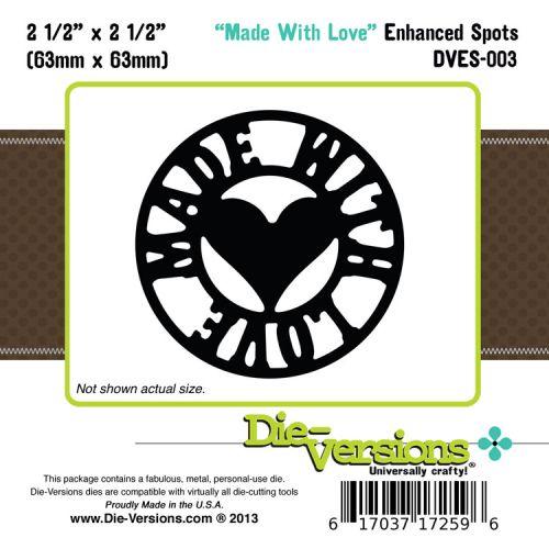 LOVE Die-Versions - Щанца за рязане