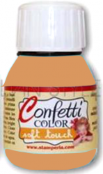 "Confetti COLOR 60 ml - ""КАДИФЕНА"" декор боя  - Saten Dove Grey"