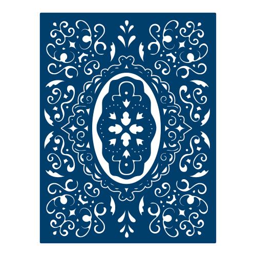 CARD Tattered Lace Dies - Детайлни дизайн щанци - Victorian Frame