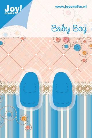 BABY by JOY Crafts - Щанци за рязане и ембос 6002/0212