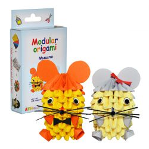 "Комплект Модулно оригами ""Мишле"""