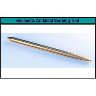 ENCAUSTIC Metal Scribing Tool - Инструмент за издраскване на восък