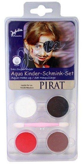 Aqua Make-up set ,Germany  - Комплект бои за лице и тяло + четка, PIRATE