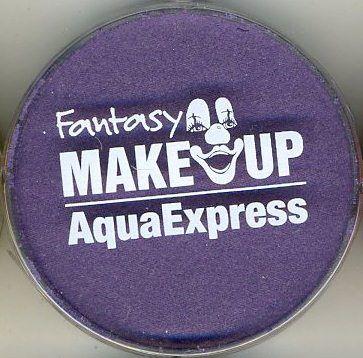AquaExpress, Germany - `AQUA` Боя за лице и тяло 15гр. ЛИЛАВА