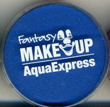 AquaExpress, Germany - `AQUA` Боя за лице и тяло 15гр. СИНЯ
