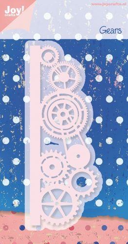 JOY Crafts Gears - Щанци за рязане и ембос 6002/0288