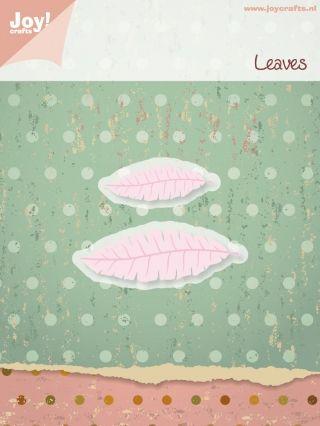 JOY Crafts Leaves - Щанци за рязане и ембос 6002/0331