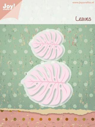 JOY Crafts Leaves - Щанци за рязане и ембос 6002/0332