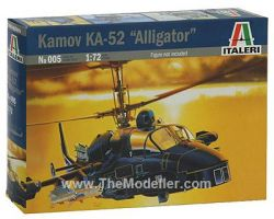 ITALERI KAMOV KA-52 ''ALLIGATOR''