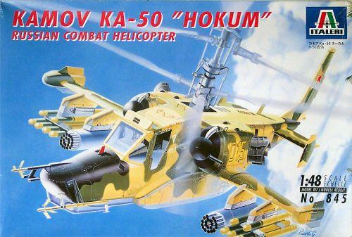 ITALERI KAMOV KA-50 HOKUM