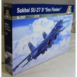 ITALERI SU-27D SEA FALCON
