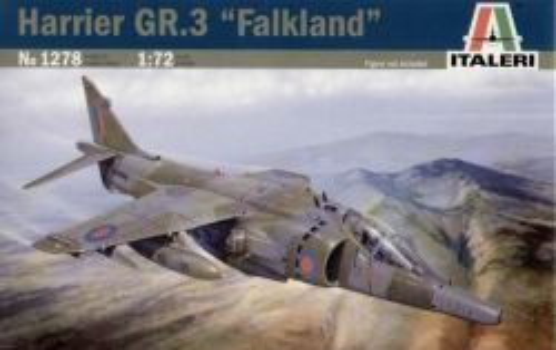 ITALERI HARRIER GR.3 FALKLAND