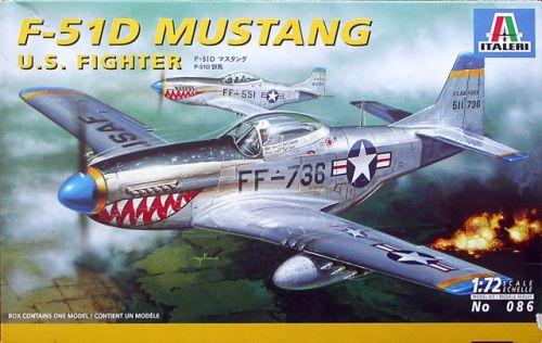 ITALERI P-51D MUSTANG