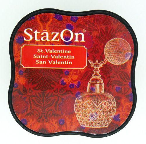 StazOn MIDI - Тампон за всякаква твърда или гланцирана повърхност - St. Valentine