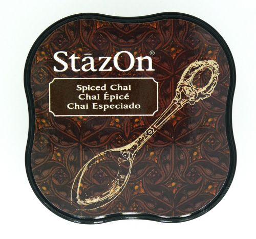 StazOn MIDI - Тампон за всякаква твърда или гланцирана повърхност - Spiced Chai