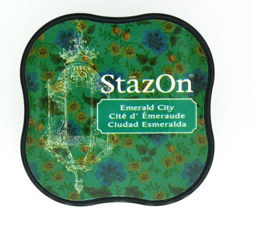 StazOn MIDI - Тампон за всякаква твърда или гланцирана повърхност - Emerald City