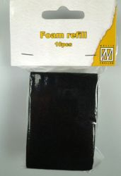 INK Foаm REFILL NS  - Резервни тампони за апликатор 10бр