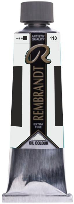 REMBRANDT Екстра Фини Маслени Бои 40 мл. - Titanium White (lins.oil) 1, № 118
