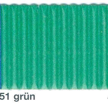 FOLIA, Germany - Цветно деко велпапе 50х70 см. - ЗЕЛЕНО