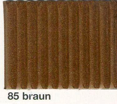 FOLIA, Germany - Цветно деко велпапе 50х70 см. - КАФЯВО