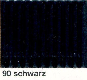 FOLIA, Germany - Цветно деко велпапе 50х70 см. - ЧЕРНО