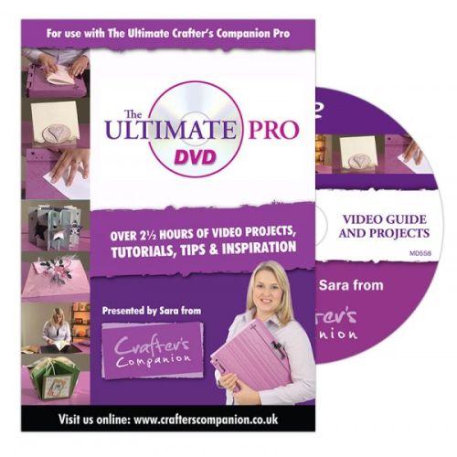 ULTIMATE PRO DVD - Идеи и запознаване с крафтърския куфар, 150 мин.