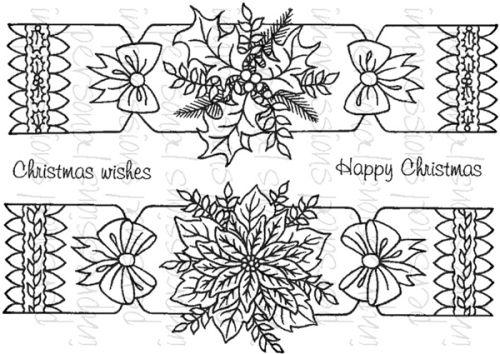 CHRISTMAS by SD STAMPS  - прозрачни печати А6+