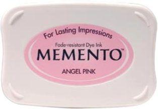 MEMENTO INKPAD - Тампон с ярък отпечатък ANGEL PINK