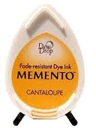 MEMENTO DEW DROP  - Тампон с ярък отпечатък CANTALOUPE