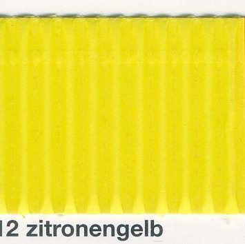 FOLIA, Germany - Цветно деко велпапе 50x70 - СВЕТЛО ЖЪЛТО