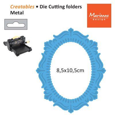 FRAME Marianne Design DIE - Шаблон за рязане и ембос LR0293
