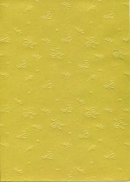 "FB EMBOSS CARD - Преге картон 230гр ""АНГЕЛЧЕТА"" 50х70см - Злато"