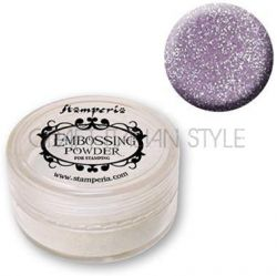 EMBOSSING POWDER Stamperia - Пудра за топъл ембосинг 15мл # ЛИЛА
