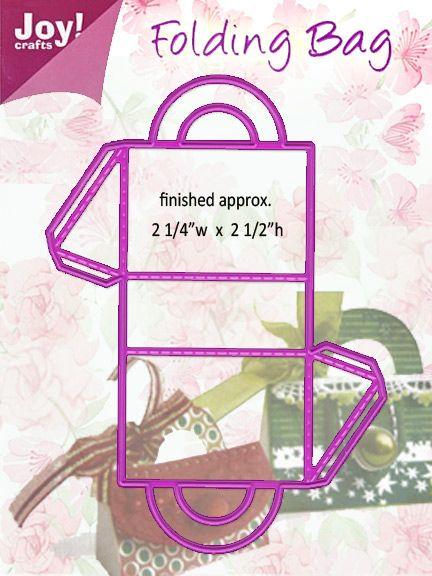 BOX JOY Crafts - Щанца за рязане и ембос  6002/0095