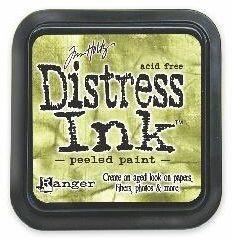 DISTRESS тампон - Peelеd paint