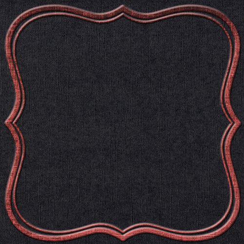 HYPNOTIC FRENCH LABEL 12 X 12  - Дизайнерска скрапбукинг хартия 30,5 х 30,5 см
