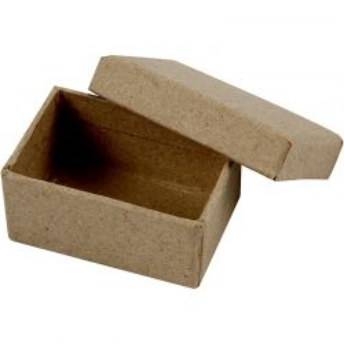 CRAFTBOX  - Крафт кутийка за декорация 5 х 7 см