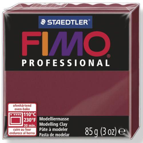 FIMO PROFESSIONAL 85gr -  BORDEAUX
