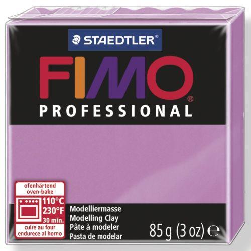 FIMO PROFESSIONAL 85gr -  LAVENDEL