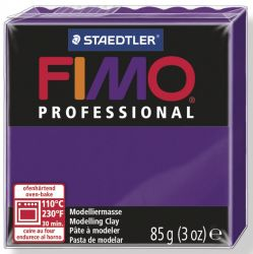 FIMO PROFESSIONAL 85gr - PURPLE