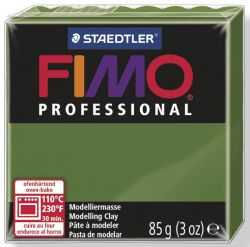 FIMO PROFESSIONAL 85gr - LEAF GREEN