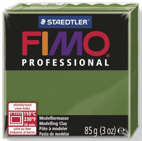 FIMO PROFESSIONAL 85gr - LEAF GREEN